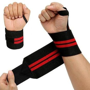 Power Weight Lifting Wrist Wraps / Wholesale Wrist Support Wrist Wraps