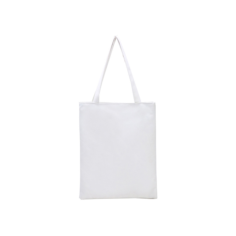 Hot sale promotional reusable eco friendly black cotton canvas tote bag
