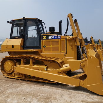 Top quality SEM brand 160hp bulldozer SEM 816D good price