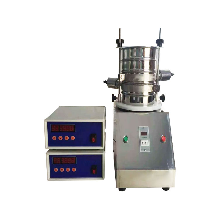 Good performance laboratory test ultrasonic sieving machines for refractory materials