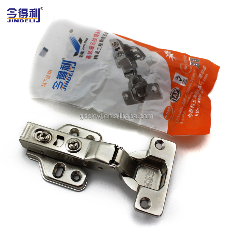 Furniture Hinge 35mm Cup Cabinet Hydraulic Hinge Kitchen Cabinet Removable Quick Mounting Hinge