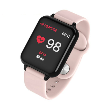 Wholesale B57 Multi-function Heart Rate Monitor Waterproof Blood pressure Bluetooth Smart Bracelet 2019