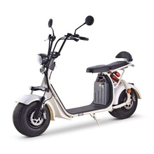 Manufacturer wholesale electric scooter 2 Wheel Fat Tire Electric motorcycle with EEC/COC CE
