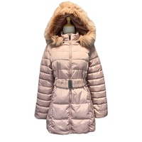 Hoodie Padding Jacket Coat Long Parka Women Faux Jacket