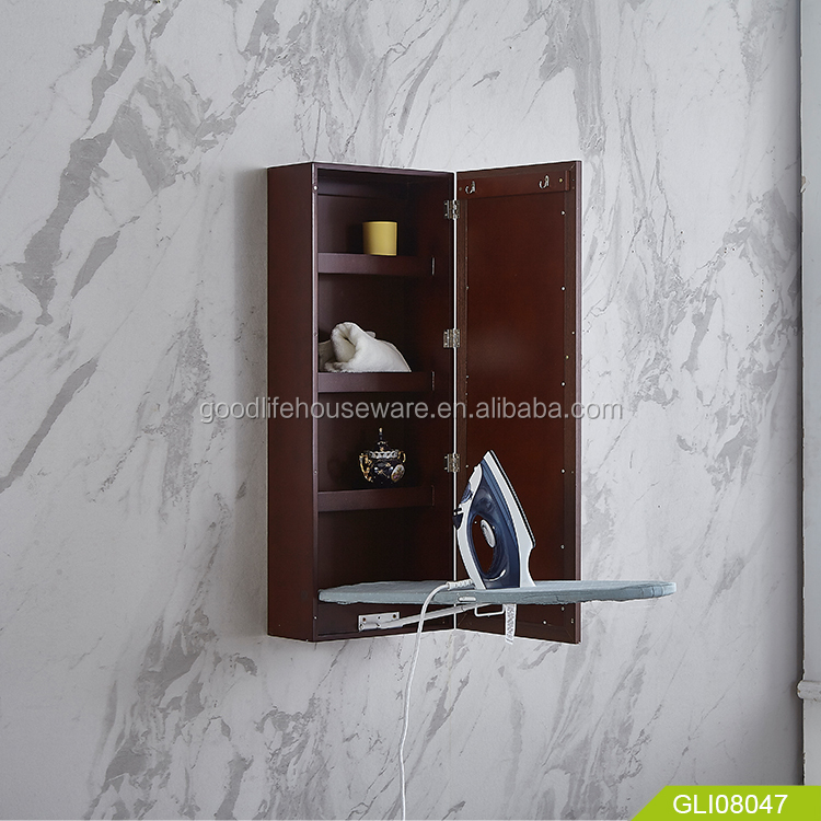 2020 design ironing board in cabinet for home