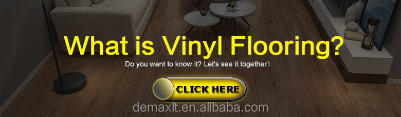 2020 factory directly PVC plank loose lay vinyl flooring 5mm plastic floor with competitive price