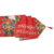 Factory Wholesale Christmas Jingle Bells Table Runner Jacquard Table Runner Home Decoration