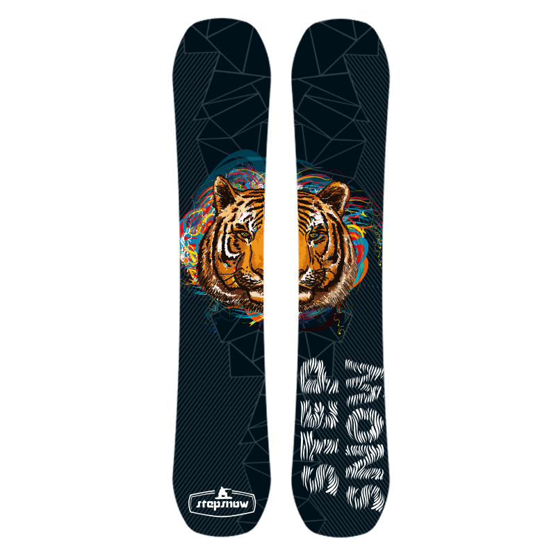 2020 new design Fiber glass Camber <strong>W</strong> snow board Factory Snowboard High Quality snowboard poplar core