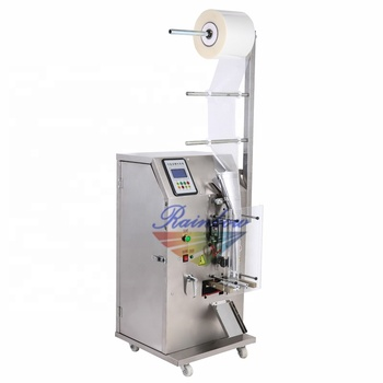 All in one Plastic Sachet Liquid Filling Packaging Machine