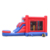 Spiderman Inflatable Castle Bounce House With Slide Commercial Bouncy Castles Party Jumping Bouncer For Sale