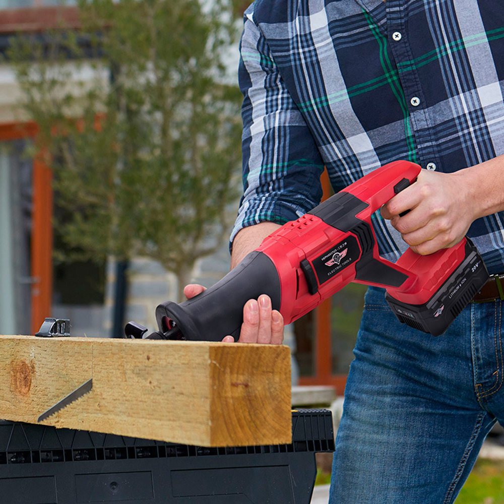 High Performance 20V Cordless Metal Reciprocating <strong>Saws</strong> With Blades