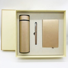 Luxury Promotional Box Business Gift Set with <strong>Logo</strong> for Business Partner