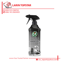 CIF Perfect Spray Cleaner Stainless Steel 435ml