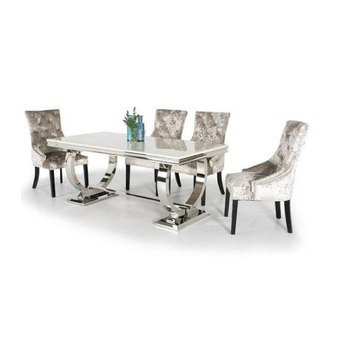 top sale 10 seater modern luxury dining table set for 4 with great price
