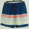 Competitive Price, Full Elastic Waistband, Lining Mesh, 3 Pockets - Multi color, Fabric Men Swim Shorts, Made in Vietnam