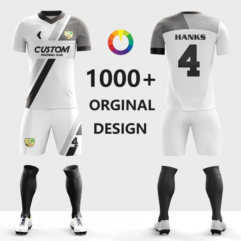 Soccer Jersey Sets Sublimation Soccer Wear for men's Practice Football Shirts Custom Football Sportswear Soccer Team Uniform