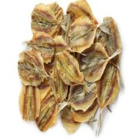 Dried yellow stripe trevally fillet/ fish snack