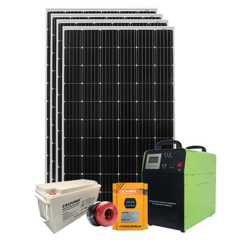 Complete solar energy system 60kw solar off grid system 3 phase Solar Power System Home
