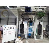 Hanger Type Airless Wheel Blast Equipment /Compressed Air Blast Cleaning Equipment