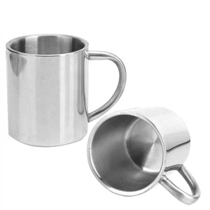 Food Grade Stainless Steel Reusable Coffee Warm Cup Eco