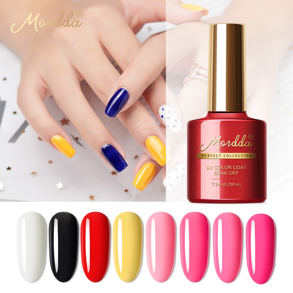 7.3 ml Long Lasting Soak Off UV Nail Gel