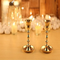 Candle Stand in Pair Best For Home & Gift Purpose Handicraft 4.5 Inch