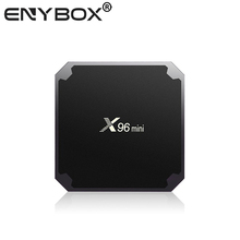 X96 Mini Tvbox 1gb 8gb Android Firmware <strong>Receiver</strong> Media Player Update Smart Quad Core Tv Box