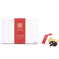 Korean Red Ginseng Bean Jelly_ High quality Health Foods, good for VIP gift Yanggaeng Yokan