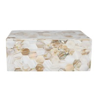 Luxury Products Mother Of pearl Boxes - Decorative Covered Boxes