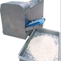 Novac Chicken Cheese Vegetable Meat Cube Cutting Machine