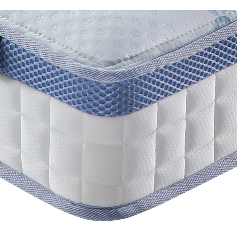Hot Selling Compressed Packing Euro Top Bonnel Spring Mattress - Jozy Mattress   Jozy.net