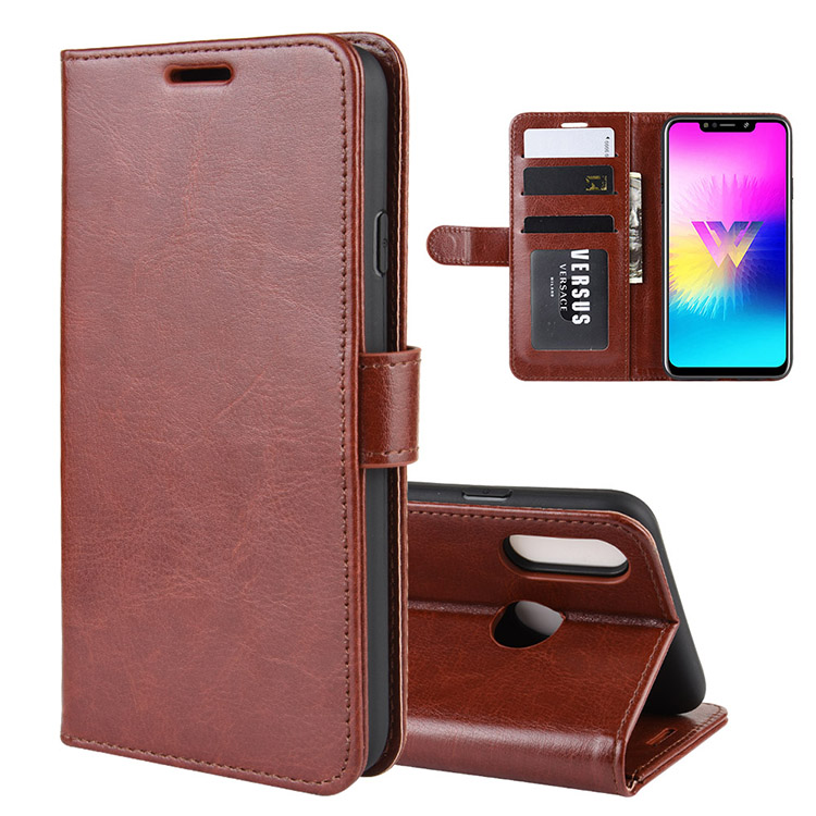 Ipaky New Products Custom 2019 Mobile Wallet Cover Leather <strong>Phone</strong> Case For LG <strong>W10</strong> G30