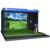 Screen Golf Simulator SMART GOLF (Full HD Screen &  Unique realistic course composition &  Mobile app configuration)