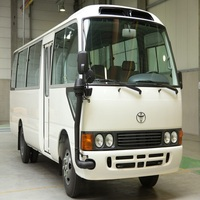 RHD/LHD USED SECURED-TOYOTA COASTER BUS 2010 2011 2012 2013 2014 2015 2016 2017 2018 2019