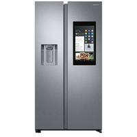 INSTOCK FOR American Style Smart Fridge Freezer RS68N8941SL - Aluminium with 12 months Warranty