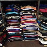 Specail sorted wholesale second hand clothing used clothes in bales