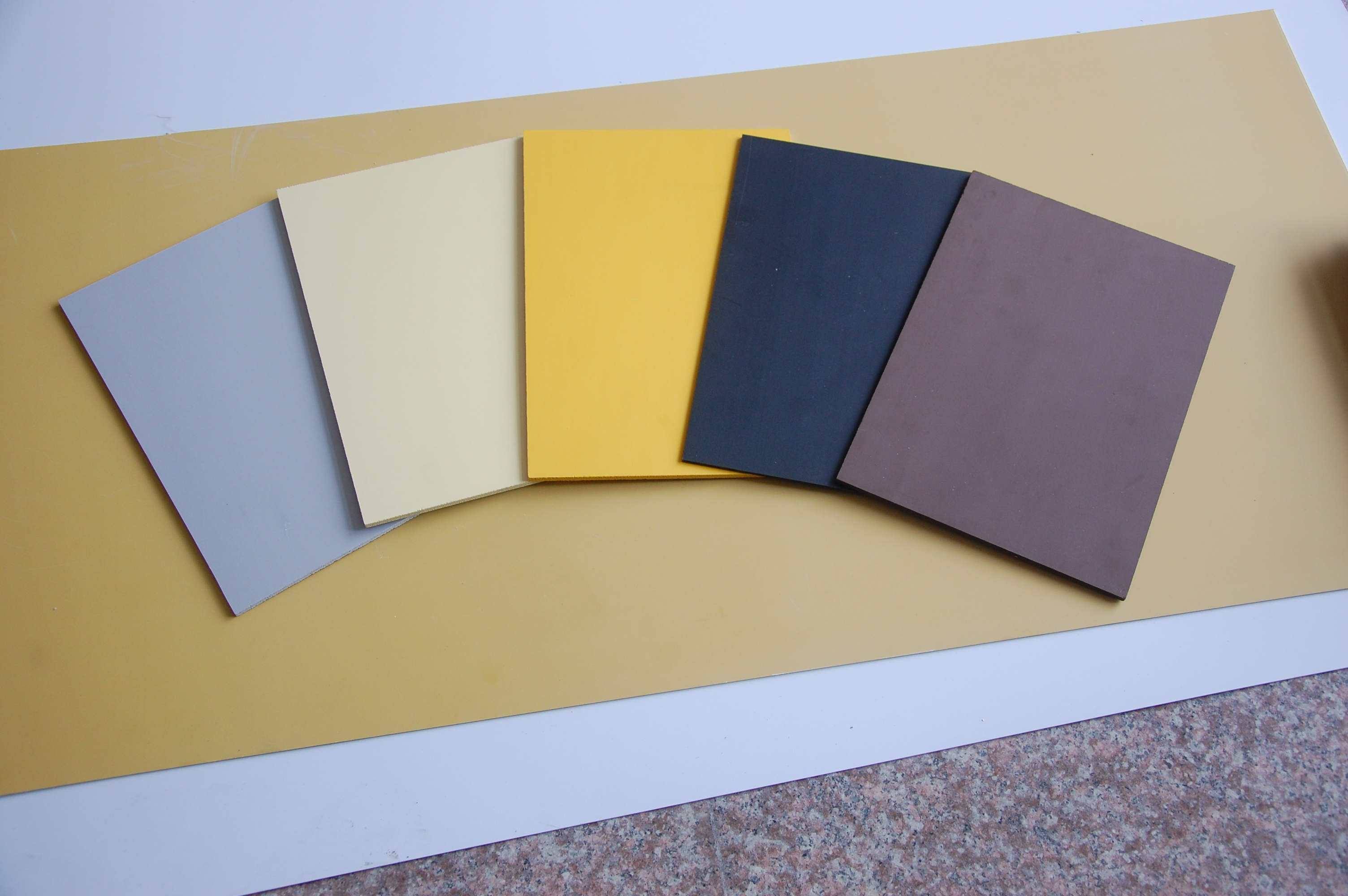 Hot new product custom high density PVC foam  sheet foam board  PVC solid sheet