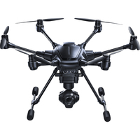 YUNEEC Typhoon H Folding GPS RC Drone with 4K 3D Gimbal Camera Obstacle Navigation & Collision Prevention System Aircraft Plane