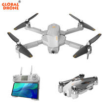 2020 Global Drone GW90 vs DJI Phantom 4 Pro+ & Phantom4 Pro RC Drone with 4K Triple HD Camera Quadcopter Phanton vs Mavic 2 Pro