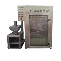 Commercial Meat Smoker / Sausage Smoke House / Fish Smoke House
