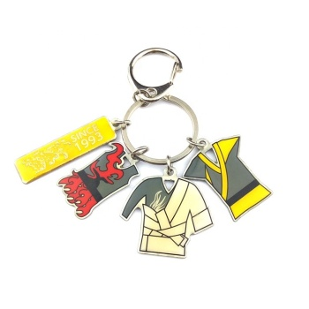 Specializing in the production of fashion popular with high quality custom metal keychain