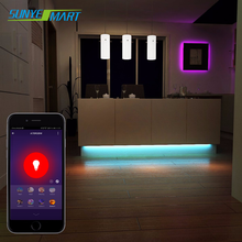 Wifi Wireless Smart Phone Controlled Light Strip 300 <strong>Leds</strong> 5050 Waterproof non-warterproof wifi <strong>LED</strong> strip light