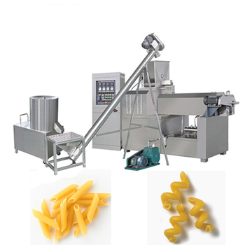 Commercial Shortcut Pasta Macaroni Penne Vermicelli Fusilli Etruder Making Machines
