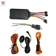 Fleet management TK315 vehicle gps tracker with panic button car tracking <strong>device</strong>