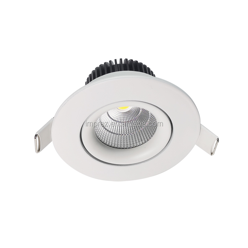 8W CTC recessed  led downlight spot ceiling lamp