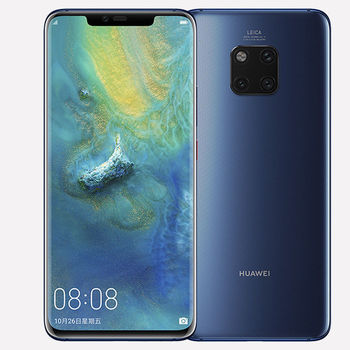 "Huawei Mate 20 Pro 8GB/256GB  6.39"" 24MP Dual Sim Phone"