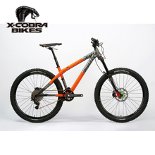 X-COBRA Alpinist 587 Cuadro mtb Hardtail <strong>bike</strong> 27.5 inch mountainbike