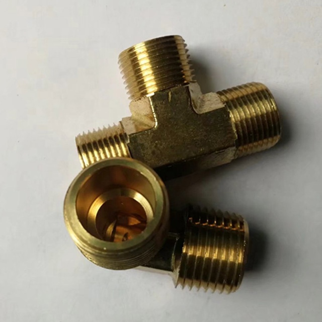 Equal Shape and Brass Material push fit plumbing <strong>fittings</strong>