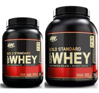 Optimum Nutrition Gold Standard 100% Whey Protein 908g / 2lb Genuine Product