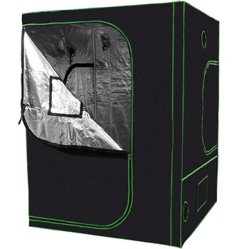 OUTLETS!  Size 60''x60''x80''/150x150x200cm 600D mylar brand indoor grow tent in stock